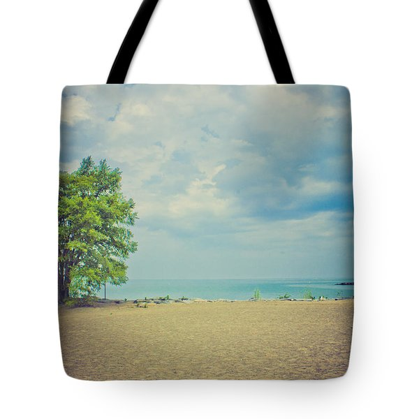 Tranquility Tote Bag by Sara Frank