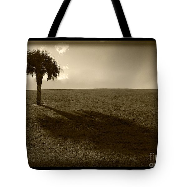Tree Tote Bag by Bruce Bain