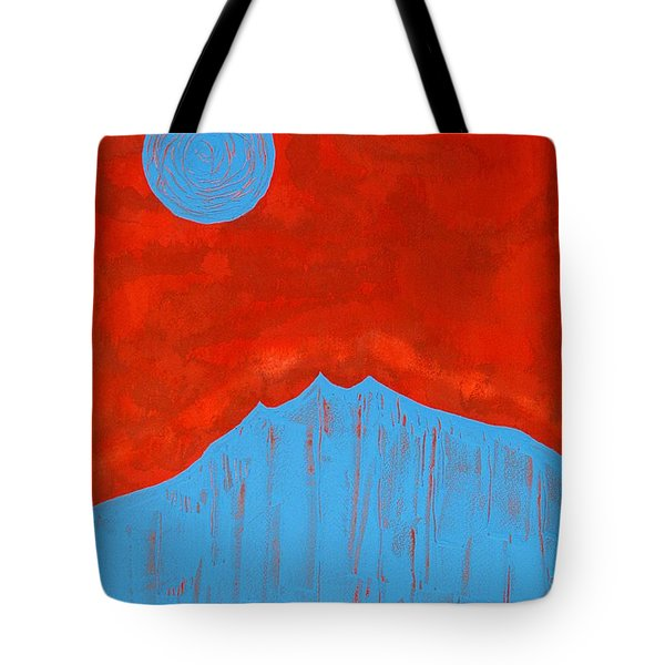 Tres Orejas Original Painting Tote Bag