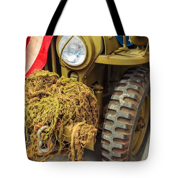 Tribute To Willy Tote Bag by Martin Bergsma