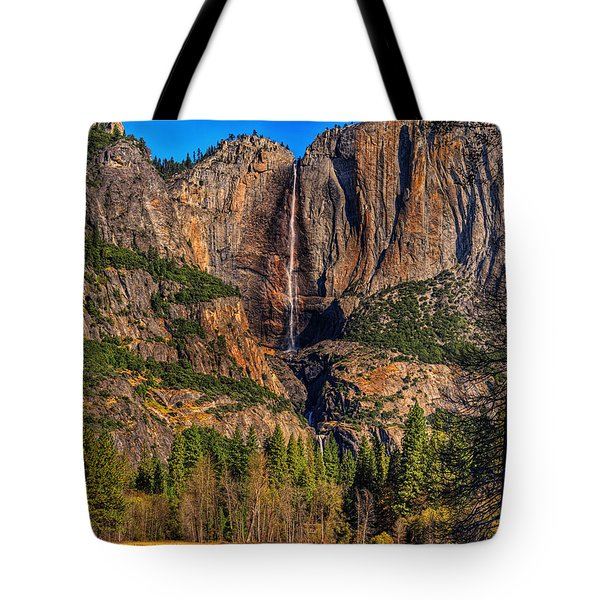 Triple Falls Tote Bag