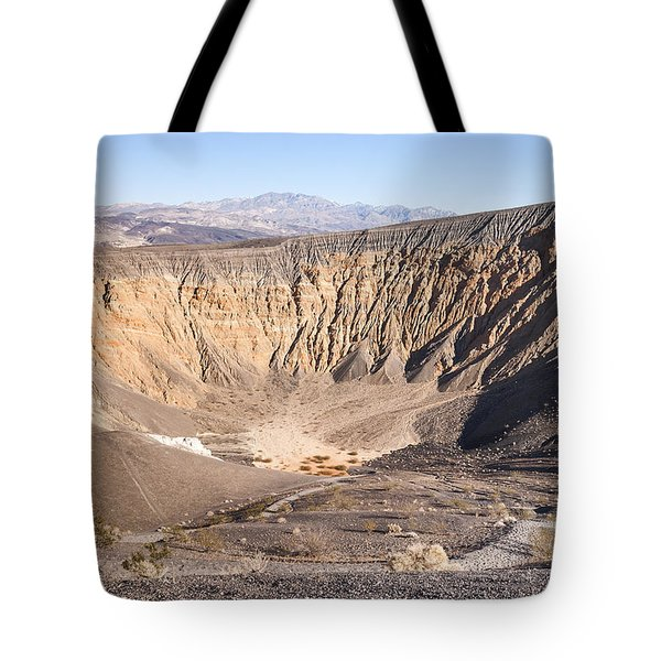 Ubehebe Crater Tote Bag