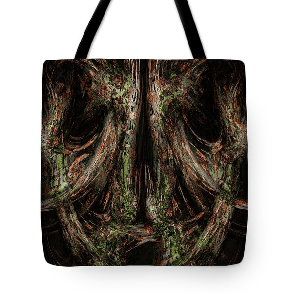 Unforgiveness Tote Bag by Christopher Gaston
