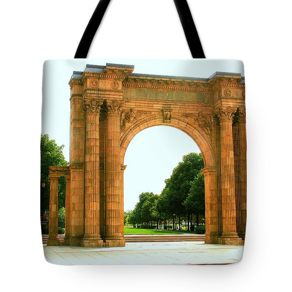 Union Station Arch Tote Bag