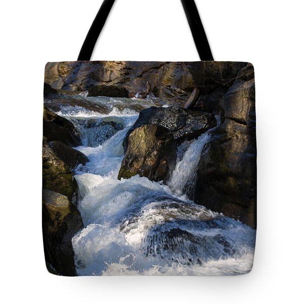 unnamed NC waterfall Tote Bag