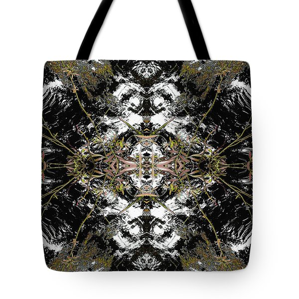 Unnatural 37 Tote Bag by Giovanni Cafagna