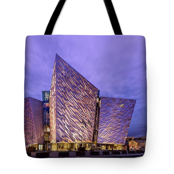 Unsinkable Tote Bag