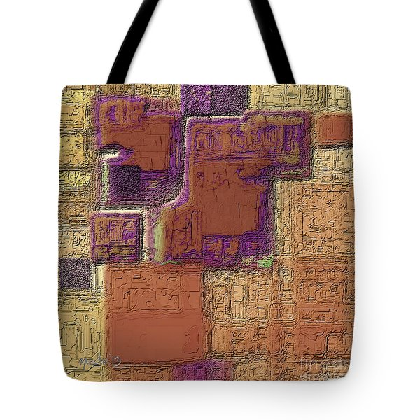 Untitled 351 Tote Bag by Nedunseralathan R