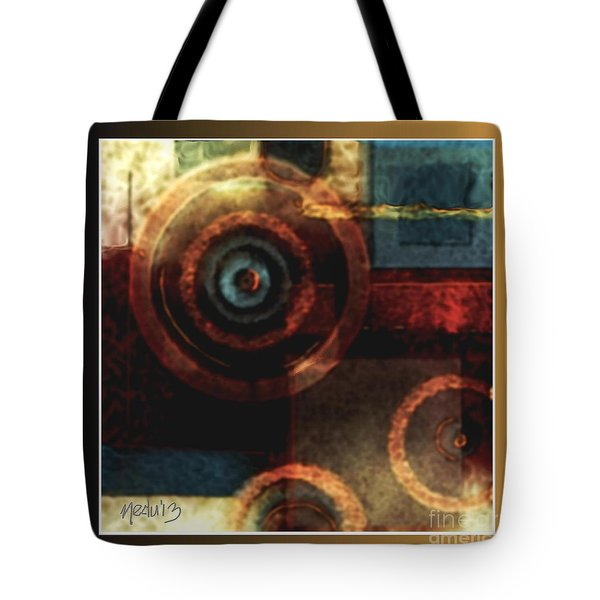 Untitled 353 Tote Bag by Nedunseralathan R