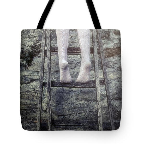 Upwards Tote Bag by Joana Kruse