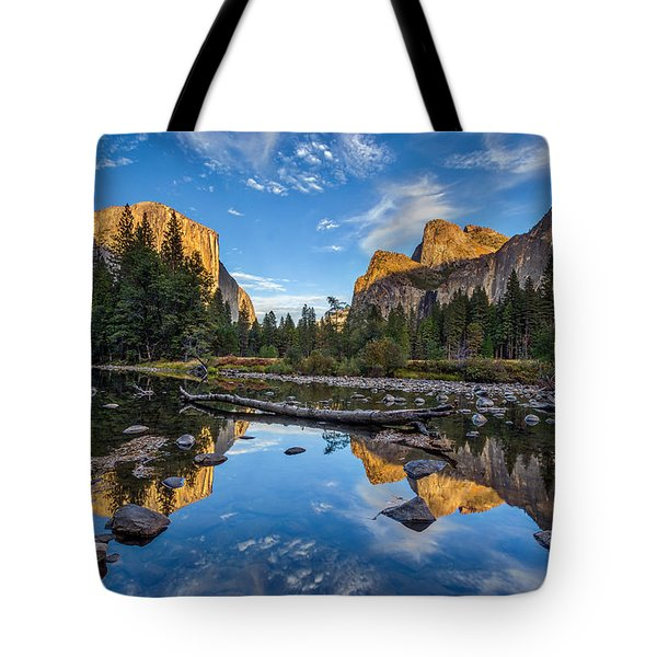 Valley View II Tote Bag
