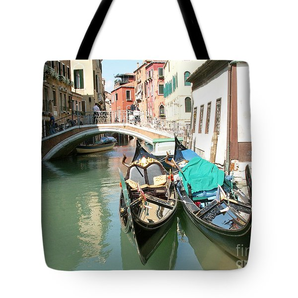 Venice Tote Bag by Evgeny Pisarev