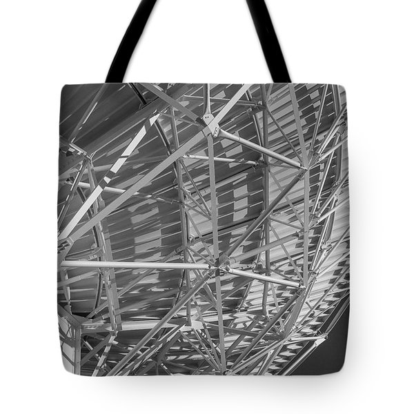 Very Large Array Tote Bag by Steven Ralser