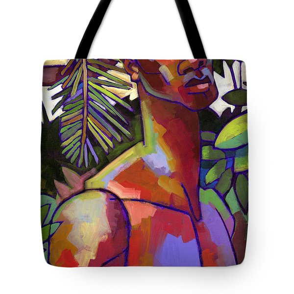 African Forest Tote Bag