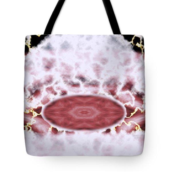 Vortex Tote Bag by Christopher Gaston