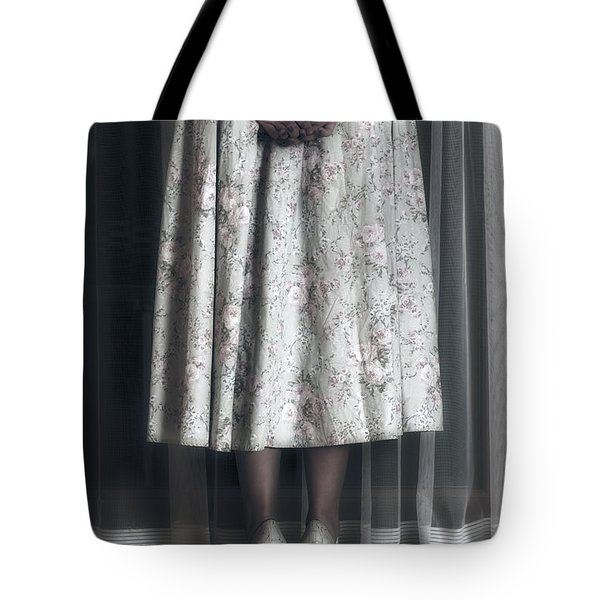 Waiting Tote Bag by Joana Kruse