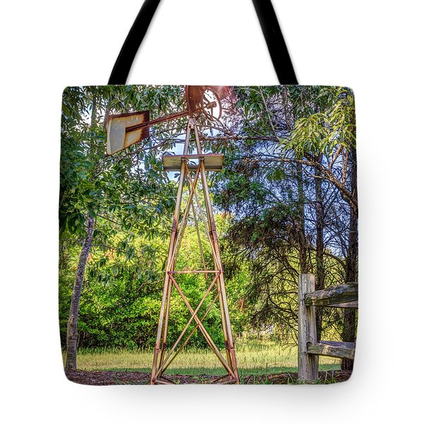 Tote Bag featuring the photograph Warm Breeze by Rob Sellers
