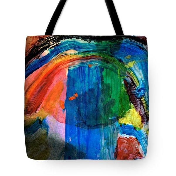 Wave Of Life Tote Bag
