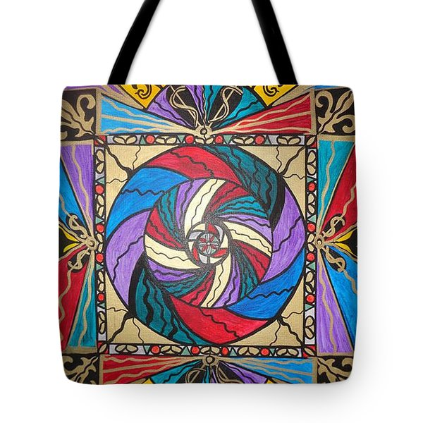 Wealth  Tote Bag