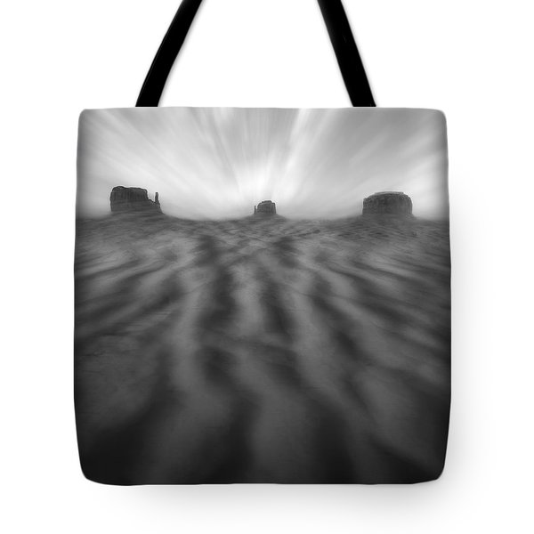 Weathered Tote Bag by Mike McGlothlen