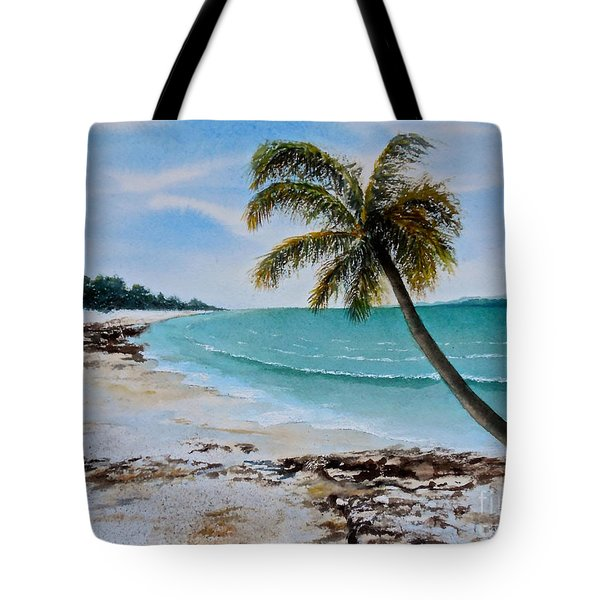 West Of Zanzibar Tote Bag
