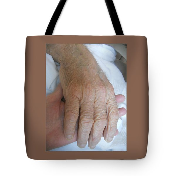 When I Am Old Remember Me Tote Bag