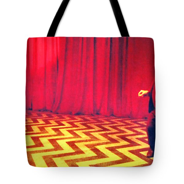 Tote Bag featuring the painting Where Were From The Birds Sing A Pretty Song by Luis Ludzska