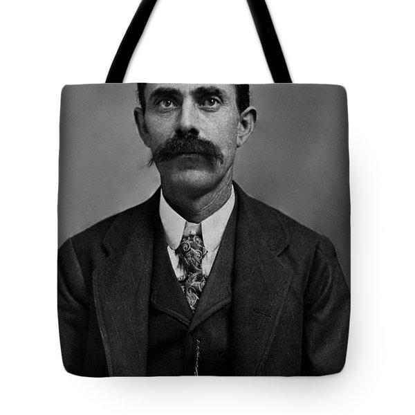 Tote Bag featuring the photograph William Calvin Palmer by Karon Melillo DeVega
