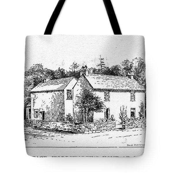 William Wordsworth (1770-1850) Tote Bag