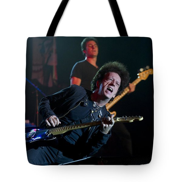 Willie Nile Tote Bag