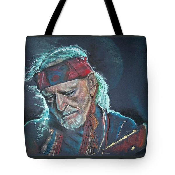 Willie Tote Bag by Peter Suhocke