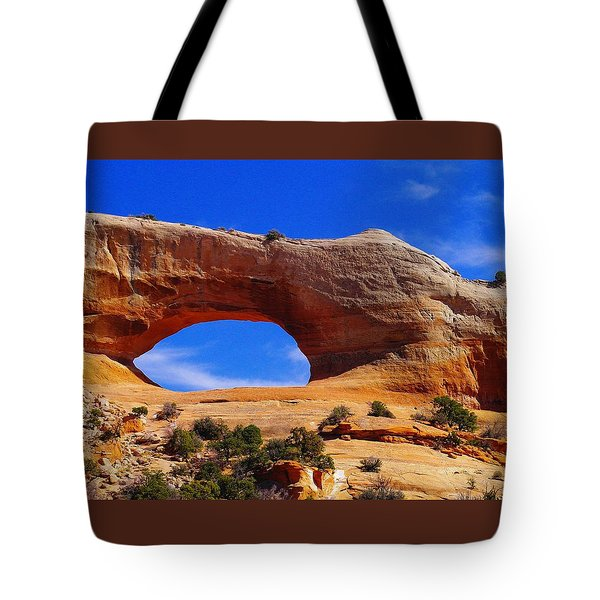 Wilsons Arch Tote Bag