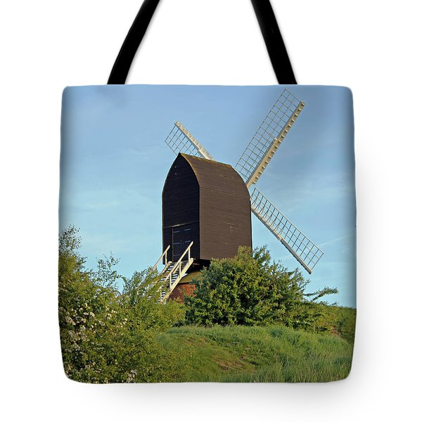 Windmill On Brill Common Tote Bag