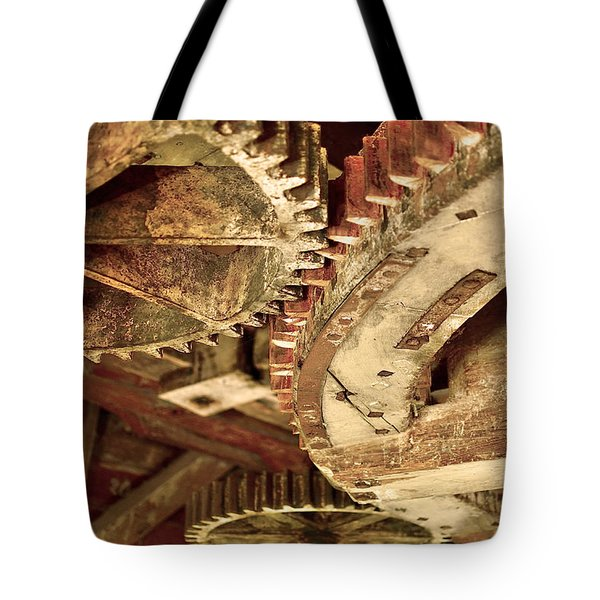 Windmill Wheels Tote Bag by Tommytechno Sweden