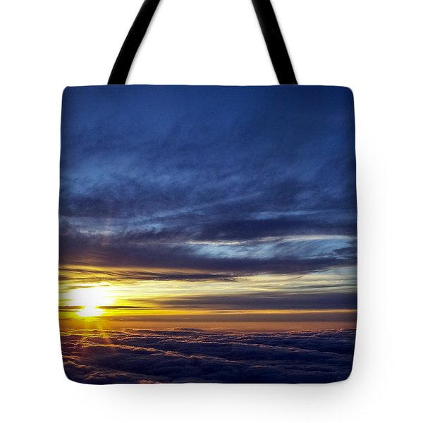 Tote Bag featuring the photograph Winter Dawn Over New England by Greg Reed