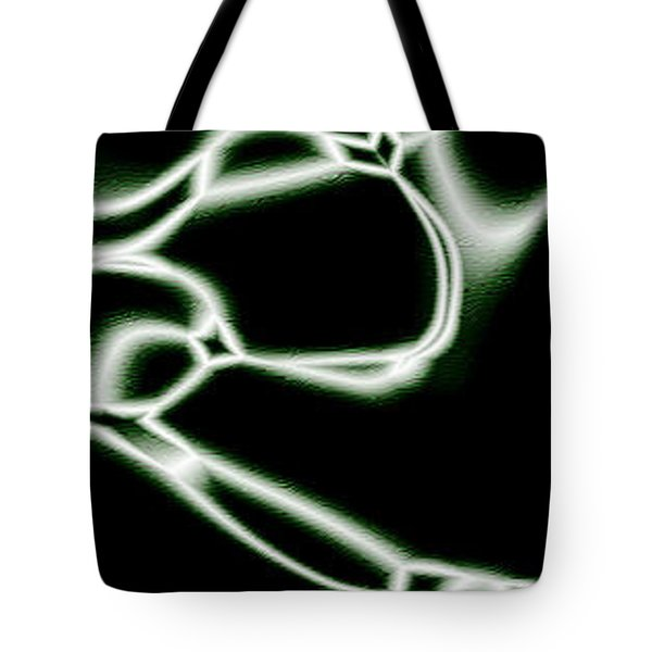 Wires Tote Bag by Christopher Gaston
