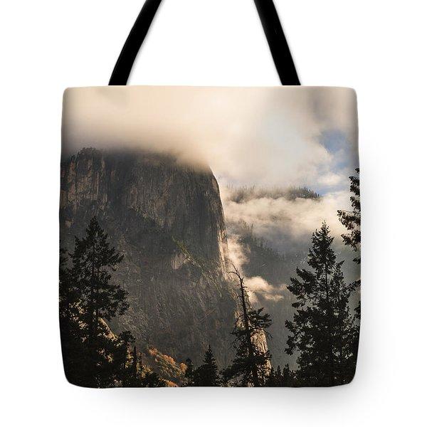 Yosemite Tote Bag by Muhie Kanawati
