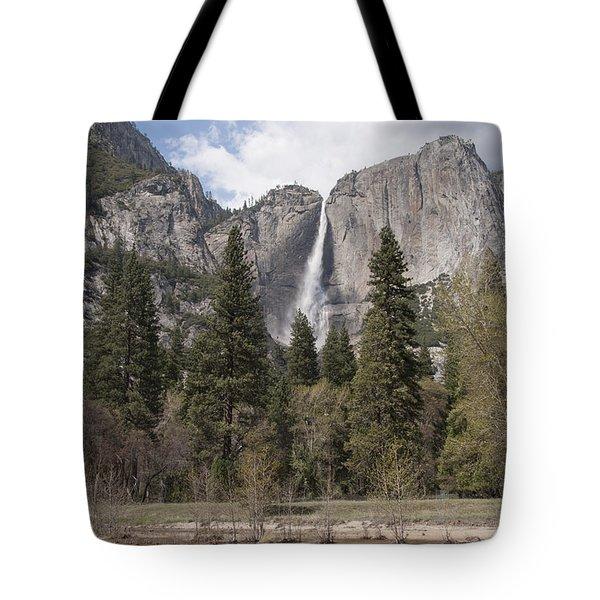Yosemite National Park Tote Bag by Juli Scalzi