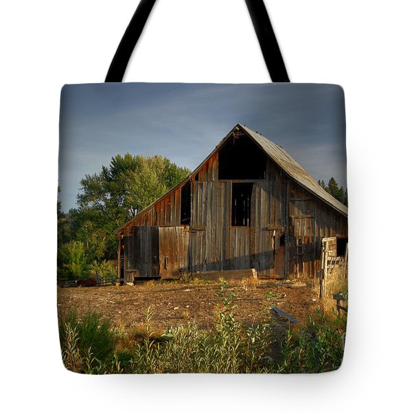 Yourn Barn Tote Bag