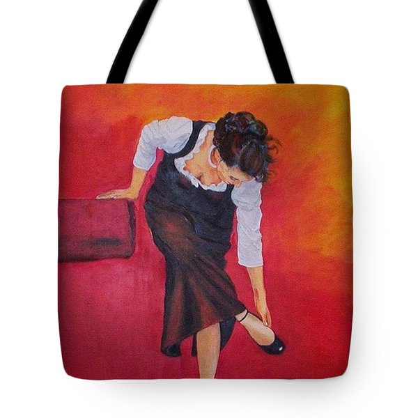 Zapatos I Tote Bag
