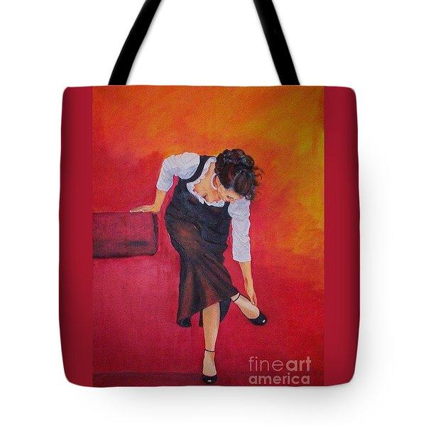Zapatos I Tote Bag