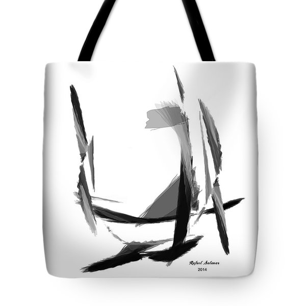 Abstract Series II Tote Bag