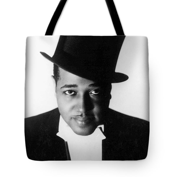 Duke Ellington (1899-1974) Tote Bag by Granger