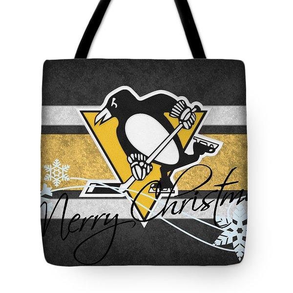 Pittsburgh Penguins Tote Bag