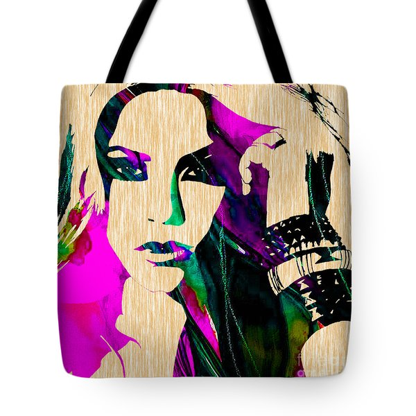 Shakira Collection Tote Bag
