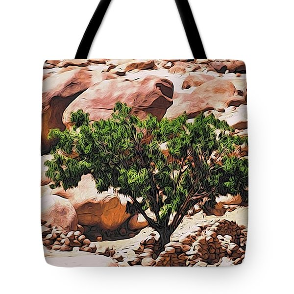 Stone Stories Tote Bag by Alexandre Ivanov