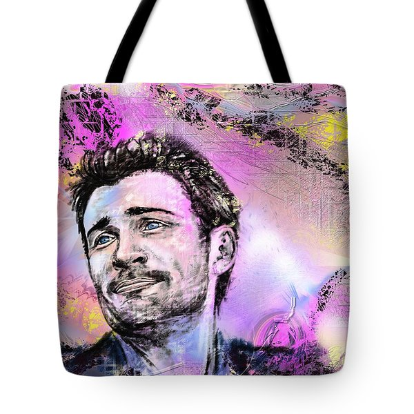 Tom Tote Bag by Francoise Dugourd-Caput