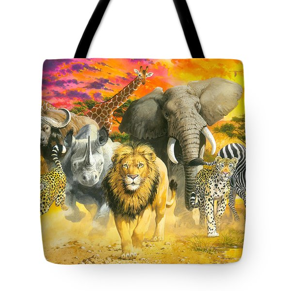 Africa's Finest Tote Bag
