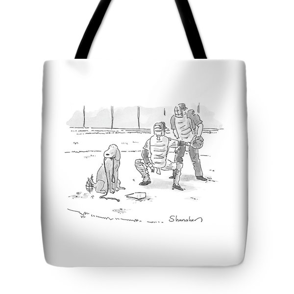 New Yorker October 10th, 2005 Tote Bag