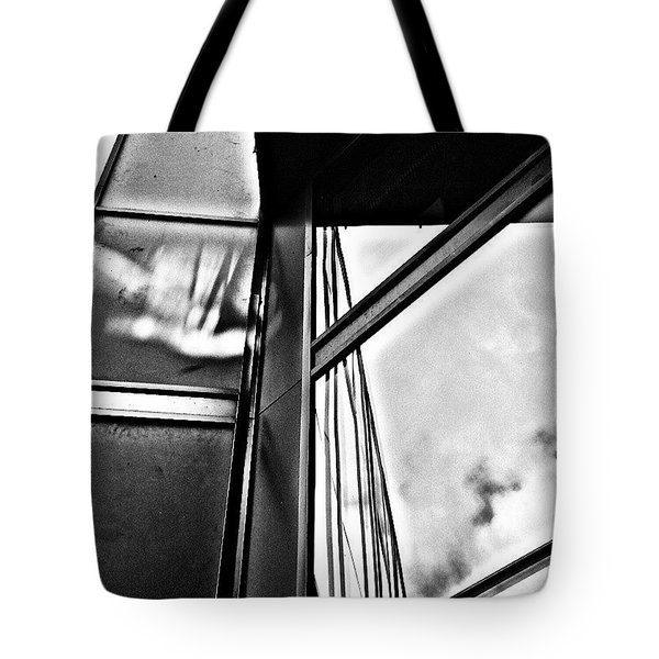 Windows 2 Tote Bag by Jason Michael Roust